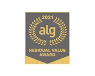 2021 ALG Residual Value Award